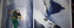 """Ski Style"" Russian Freeski Magazine, Hauni and me on 9! pages - Shot #2"