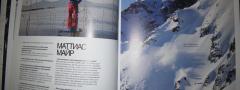 """Ski Style"" Russian Freeski Magazine, Hauni and me on 9! pages - Shot #3"