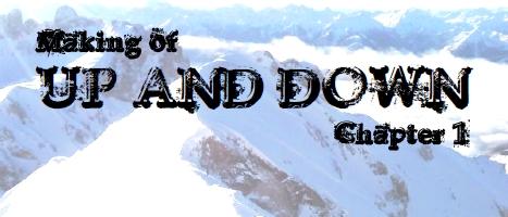 UP and DOWN – der neue Freeski Film