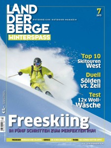 Cover Land der Berge Nov 2013