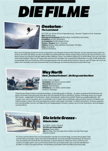Freeride Magazin 2